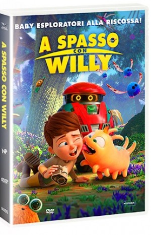 A spasso con Willy - Eric Tosti