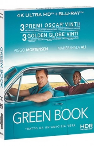 Green book - Farrelly, Peter